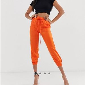 Koco and K satin pants ! New with tag